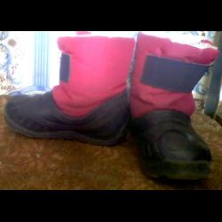 28b32bc7f Отзывы о Детские ботинки Quechua