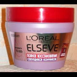 Лореаль эльсев маска для волос полное восстановление