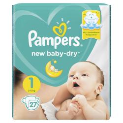 c9e2e4f0ab5b Отзывы о Подгузники Pampers New Baby-Dry