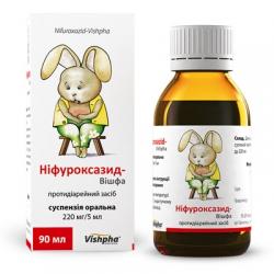 Нифуроксазид-вишфа Инструкция Суспензия Для Детей - фото 2