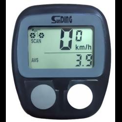 инструкция велоспидометра Sd-563b - фото 3