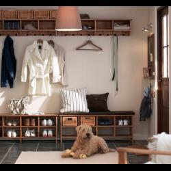 отзыв о мебель для прихожей Ikea лексвик шведская мебель для наших