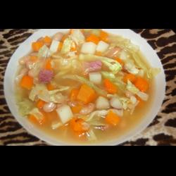 Отзывы о диете на овощном супе.