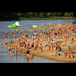 Энгельсский пляж - Энгельс 75