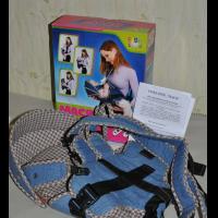 Рюкзак-кенгуру bombus инструкция рюкзак туриста для детей