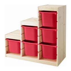 отзывы о каркас для хранения Ikea труфаст