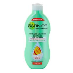 Garnier природная забота молочко сорбет дтела винкс