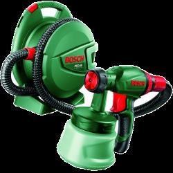 Отзывы о Краскопульт Bosch PFS-65