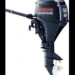 nissan marine 9.8 отзывы