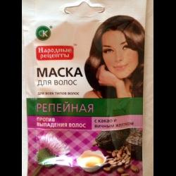 Маска для волос фитокосметик яичная отзывы