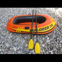 Лодка Intex