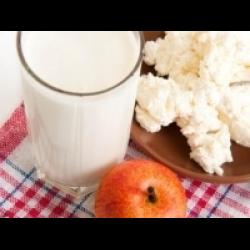 Диета 3 продуктов «*любите овсянку, творог и яблоки? Тогда диета.