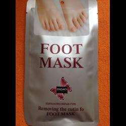Foot Mask инструкция на русском языке - фото 11