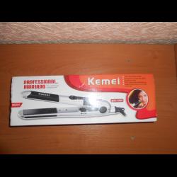 Утюжок для волос kemei