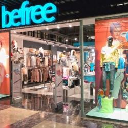 Отзывы о Сеть магазинов молодежной одежды Befree (Россия)  2565fb383e0e3
