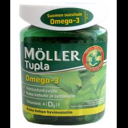 Omega 3 Moller Tupla Инструкция По Применению - фото 2