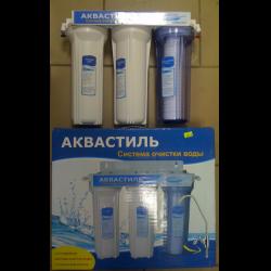 фильтр аквастиль инструкция