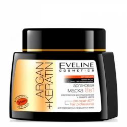 Маска для волос эвелин с кератином