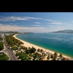 Пляжи Нячанга, Вьетнам - полный список пляжей 96