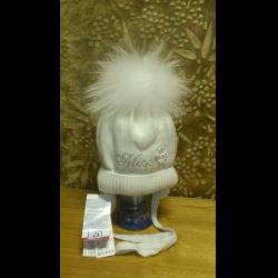 Отзывы о Детская зимняя шапка Barbaras e608c1fa24a74