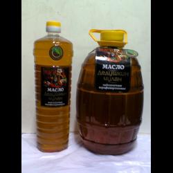 Домашнее масло из подсолнечника