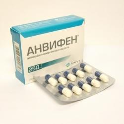 лекарство анвифен инструкция - фото 7