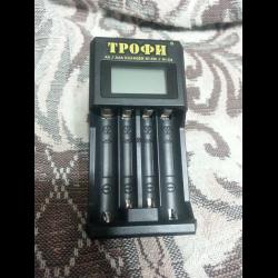 зарядное устройство трофи tr 803 инструкция