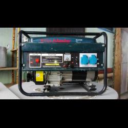 Электронный стабилизатор напряжения трехфазный