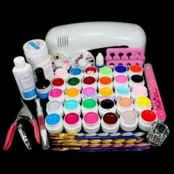 Алиэкспресс набор для наращивания ногтей