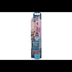 Купить детскую электрическую зубную щетку орал би в интернет