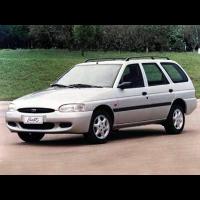 салон ford escort универсал vii 1.8 td