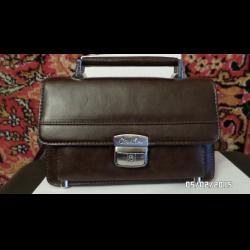 785998132a01 Отзывы о Мужская сумка для документов Cantlor