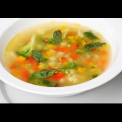 Отзывы о разгрузочный день на овощном супе.