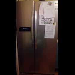 Холодильник Side-by-side LG
