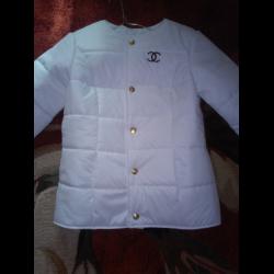 Отзыв о Женская демисезонная куртка Chanel   хорошая куртка adbe244cb11