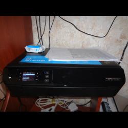 Hp deskjet ink advantage 3545 setting up wireless youtube.