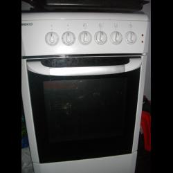 Rozetka. Ua | фото газовая плита с электрической духовкой beko ce.