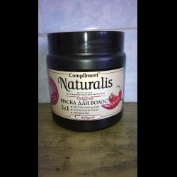 Фитокосметик масло для волос репейное масло
