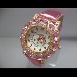Отзывы о Детские наручные часы Hello Kitty GRQ605 862fbb9af7e89