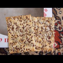 Сколько калорий в печенье из кунжута 2