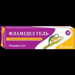 Фламидез гель инструкция по применению отзывы
