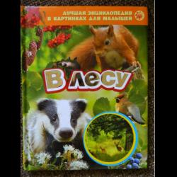 лучшая энциклопедия в картинках для малышей росмэн
