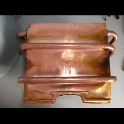 Потек теплообменник в газовой колонке нева Паяный пластинчатый теплообменник SWEP AB16DW Воткинск