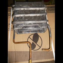 Паяный теплообменник для коттеджа SWEP B8T Калуга