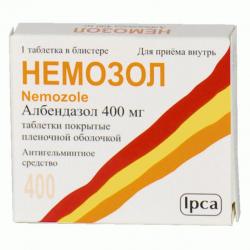 немозол лекарство инструкция - фото 4