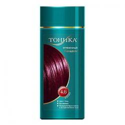 Тоника красное дерево на темные волосы