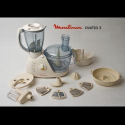 отзывы о кухонный комбайн Moulinex Ovatio 3