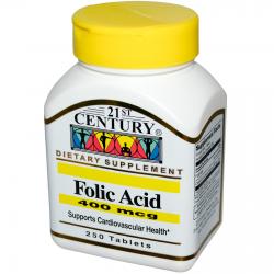 alimente care contin acid folic