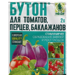 бутон для томатов перцев баклажанов инструкция