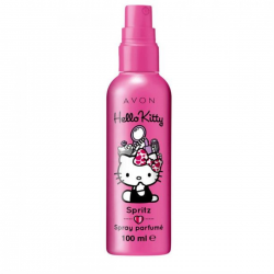 0a0bd0bb0795 Отзывы о Детская ароматическая вода-спрей для тела Avon Hello Kitty
